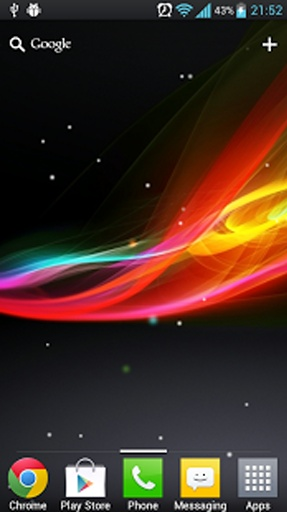 Xperia Z视觉差动态壁纸(Free&Pro)截图2