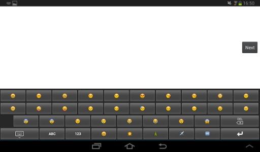 表情符号键盘截图5