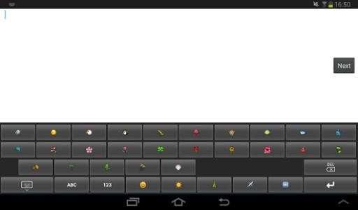 表情符号键盘截图6