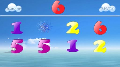 儿童游戏:数字截图2