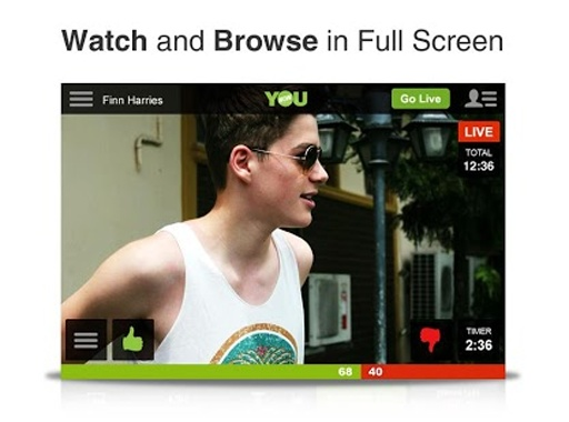 YouNow: Discover Cool People截图2