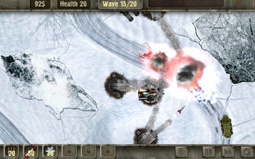 Defense zone - Original截图3