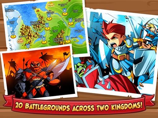 城堡攻击2截图1