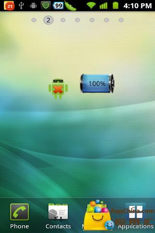 玩免費工具APP|下載电池助手-蓝精灵特别版 app不用錢|硬是要APP
