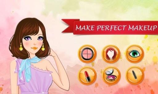 Makeup Games - Beauty Salon截图1