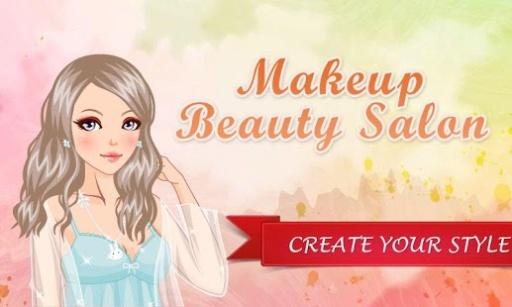 Makeup Games - Beauty Salon截图2