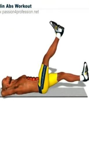 八分钟腹肌终极锻炼
