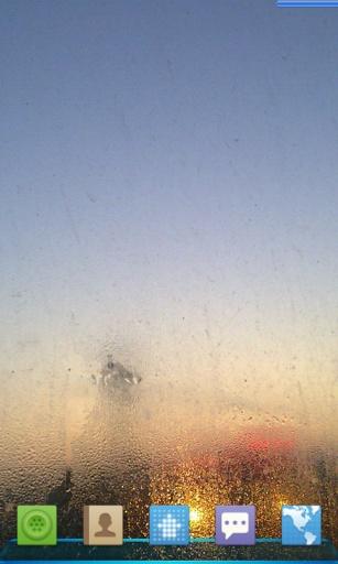 宝软3D主题-下雨天的冷寂