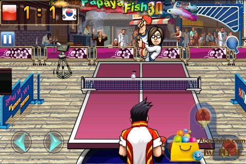 疯狂乒乓球截图2