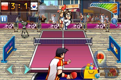 疯狂乒乓球截图3