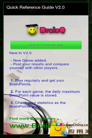 活化大腦計劃~「Fit Brains Trainer」腦力健康訓練師(iPhone, Android ...