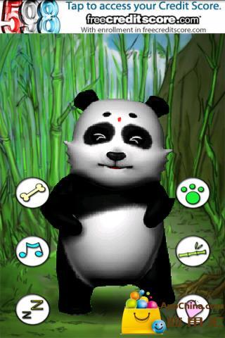 会说话的熊猫免费版