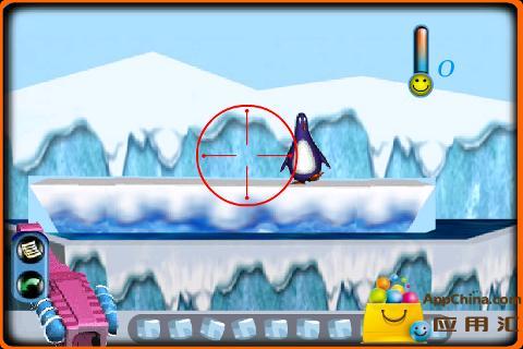企鹅射击截图0