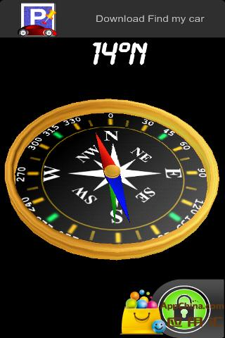 三维罗盘 3D Compass