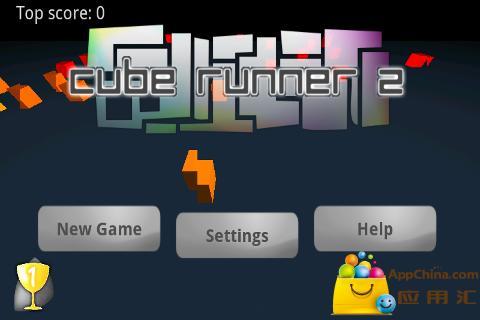 急速飞行 2 Cube Runner 2