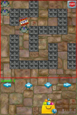 考拉熊走迷宫截图0