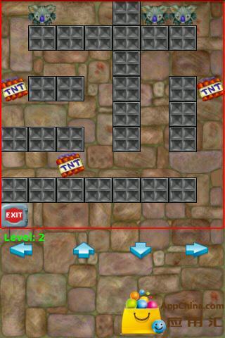 考拉熊走迷宫截图2