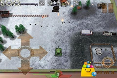 玩免費射擊APP|下載超级坦克大战 app不用錢|硬是要APP