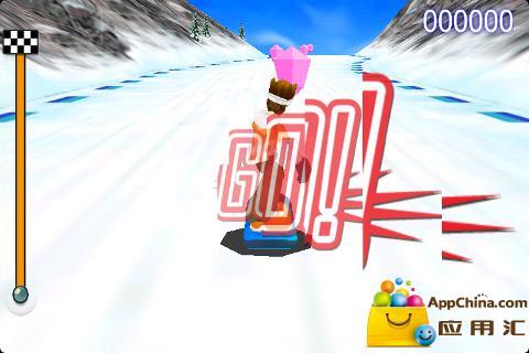 滑雪截图2