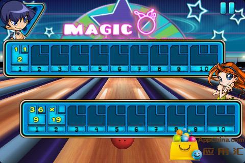 魔力保龄球试玩版截图4