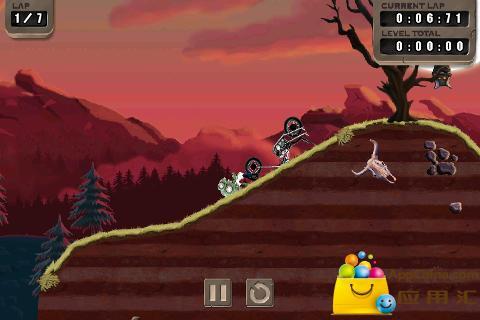 玩免費賽車遊戲APP|下載僵尸骑士 app不用錢|硬是要APP