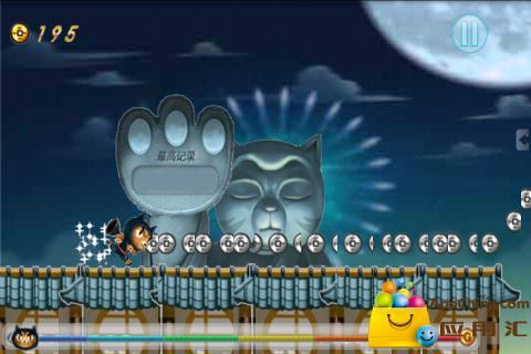 飞天忍者猫截图2