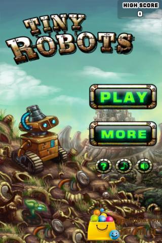 迷你机器人 射擊 App-癮科技App