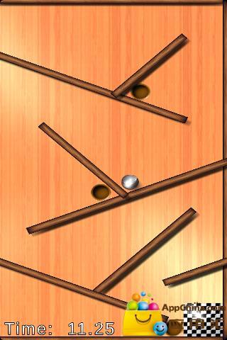 重力钢珠迷宫截图2