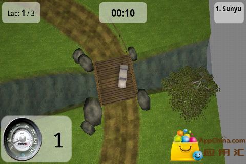 玩體育競技App 手指赛车完整版免費 APP試玩