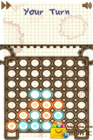 玩免費棋類遊戲APP|下載炫光四子棋 app不用錢|硬是要APP