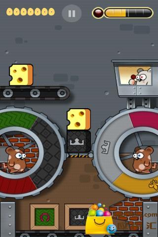 老鼠与奶酪截图2