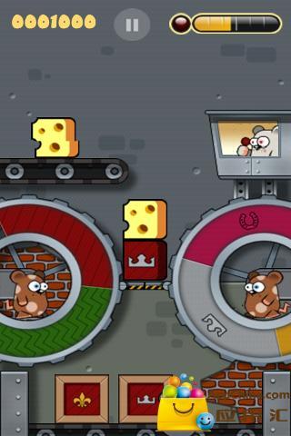 老鼠与奶酪截图3
