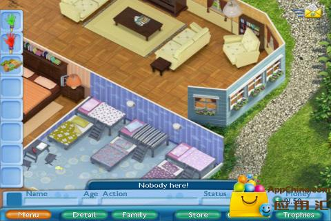 玩免費遊戲APP|下載虚拟家庭 app不用錢|硬是要APP