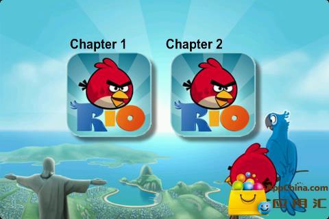 愤怒的小鸟里约版攻略图解第一二章