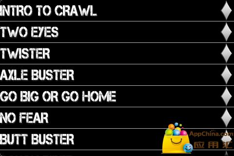 【免費賽車遊戲App】越野驱动车Crawl 4x4 Pro-APP點子