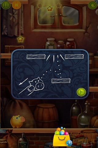 【免費益智App】小猪冒险记-APP點子