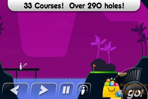 超级高尔夫截图2