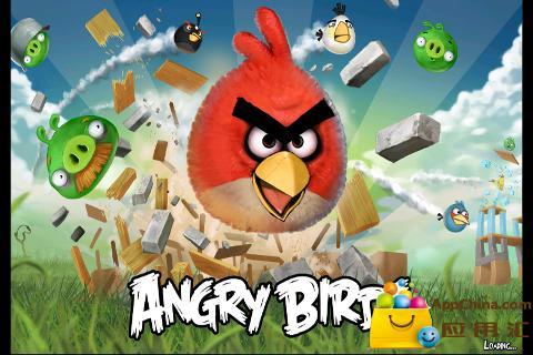 愤怒的小鸟高清版