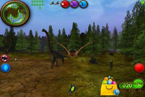 恐龙战士截图2