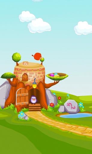 小树屋3D壁纸