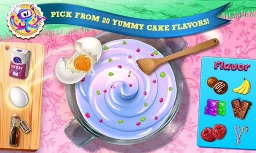 蛋糕制作师截图1