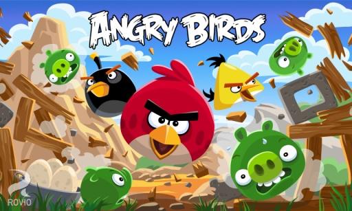 愤怒的小鸟截图0