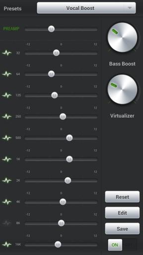 PlayerPro播放器音效插件截图1