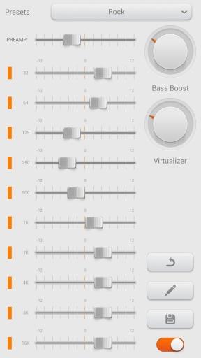 PlayerPro播放器音效插件截图3