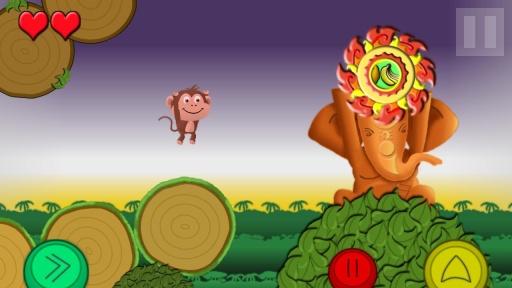 猴子球截图2