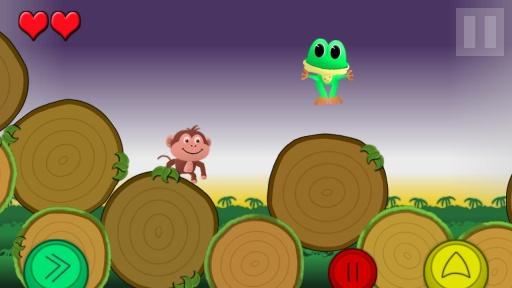 猴子球截图3