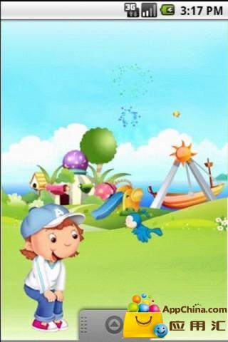 【免費個人化App】童话世界动态壁纸-APP點子