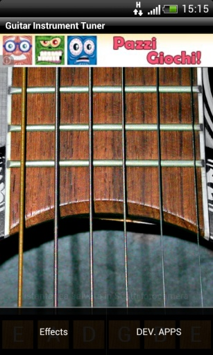 Guitar Instrument Tuner 吉他调谐器 工具 App-愛順發玩APP