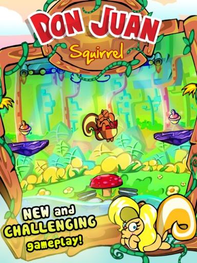 玩免費益智APP|下載最可爱的松鼠-唐璜2 app不用錢|硬是要APP