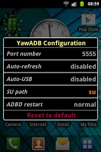 YawADB - Wireless ADB (GPL)截图10